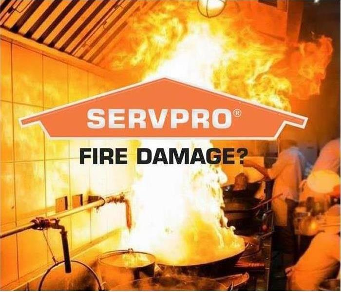 SERVPRO of South Arlington's Fire Damage Restoration Steps
