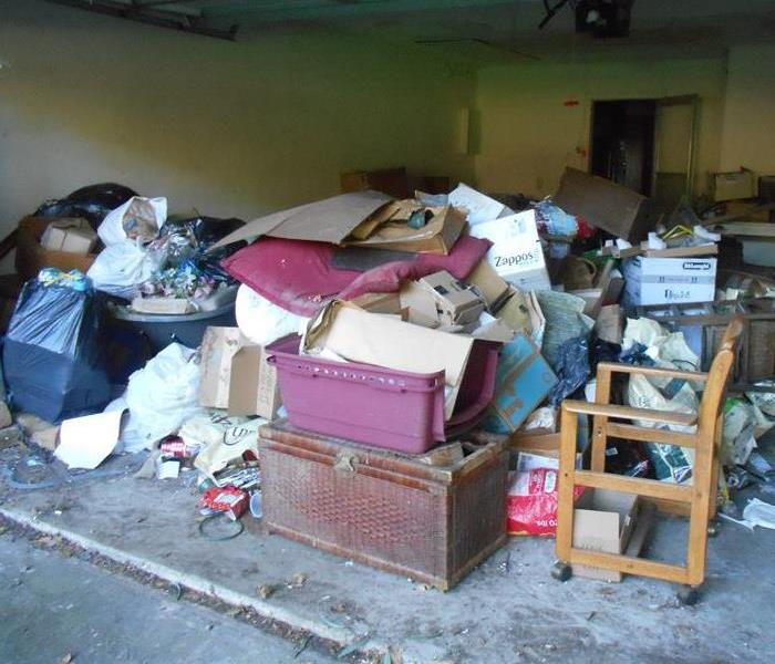 Cleaning When is hoarding a problem? We can help!