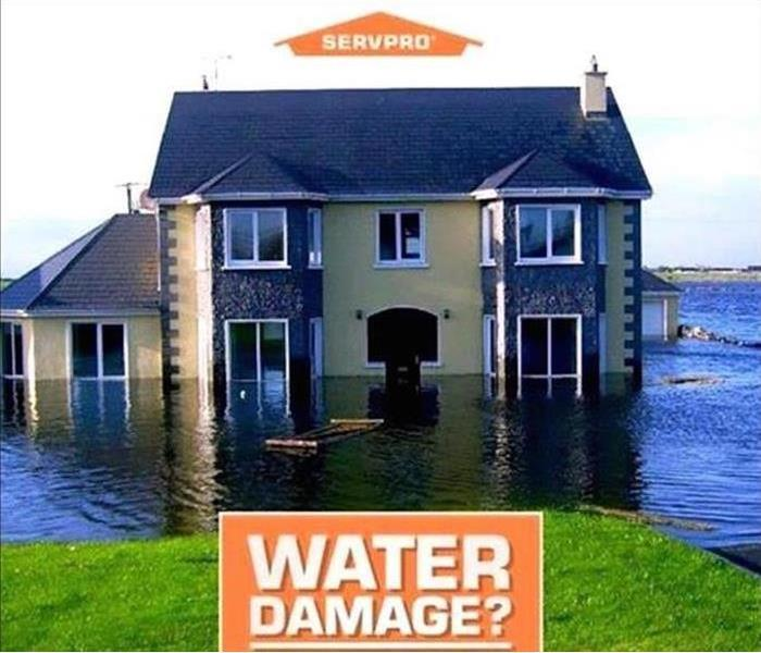 Storm Damage  When Storms or Floods hit South Arlington, SERVPRO is ready!