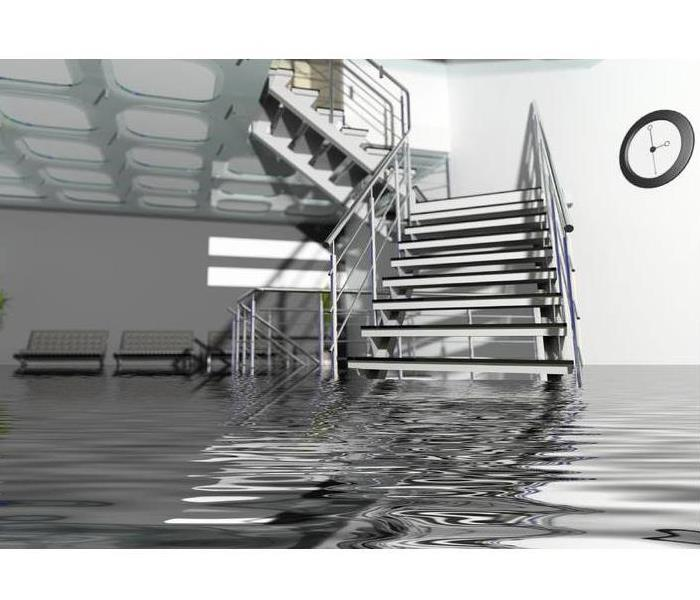 Commercial Commercial Property Water Damage Restoration